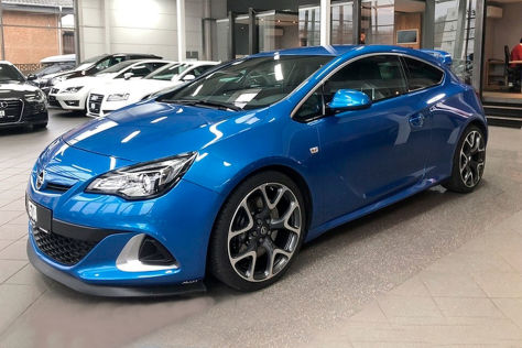 Opel Astra J GTC OPC: gebraucht, PS, Preis