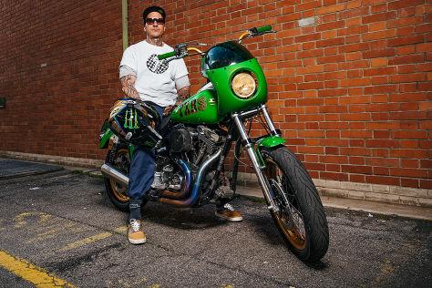Harley-Davidson FXRS: Hard Nine Choppers