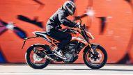 BILDplus: Neue 125er-Bikes