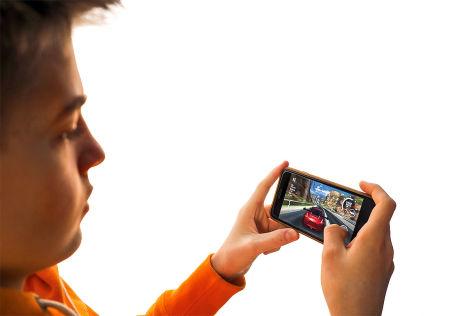 Kostenlose Rennspiele fürs Smartphone