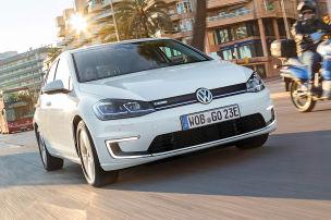 VW e-Golf zum Schnäppchenpreis leasen