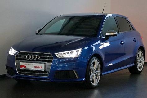 Audi S1 (