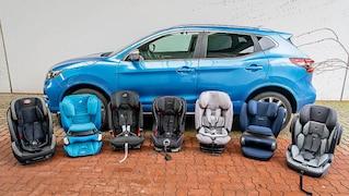 Kaufberatung für Kindersitze