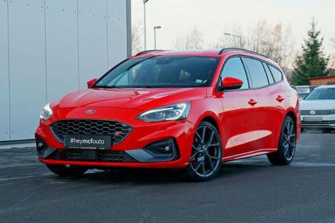 Ford Focus ST280 Turnier (2019): Maße, gebraucht, PS