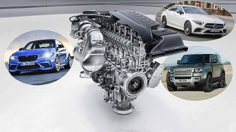 Reihensechszylinder: Hersteller