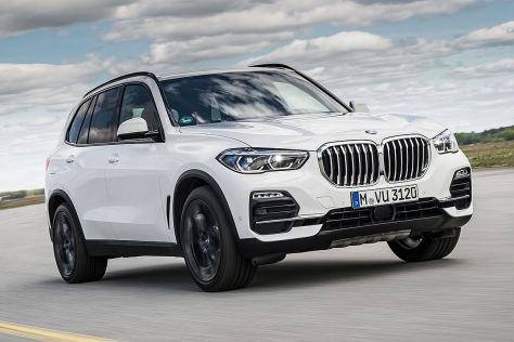 BMW X5: Preis, Unterhaltskosten, Leasing, Verbrauch