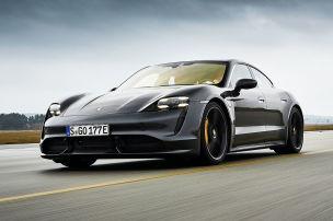 Sauschnell! E-Porsche im ersten Test