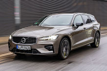 Volvo V60: Test, Motor, Preis