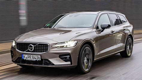 Volvo V60 T4: Test, Motor, Preis