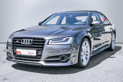Audi S8 plus 4.0 TFSI mit 110.000 Euro Wertverlust