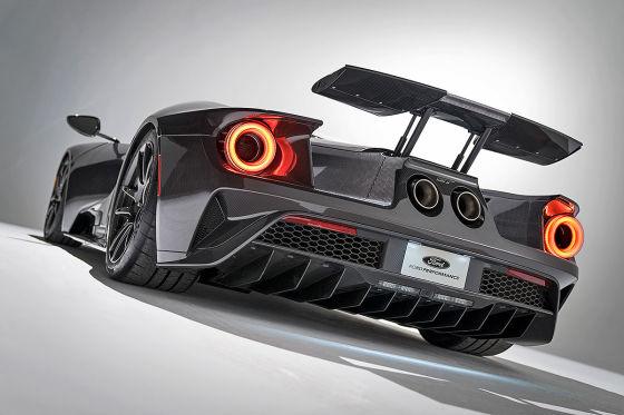 Leistungskur für den Ford GT