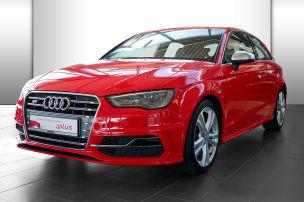 Audi S3 mit seltener Ausstattung
