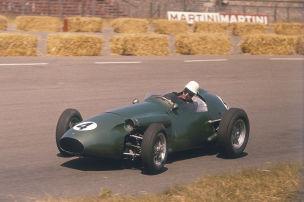 Aston Martins GP-Geschichte