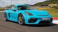 Porsche 718 GT4 (2020)