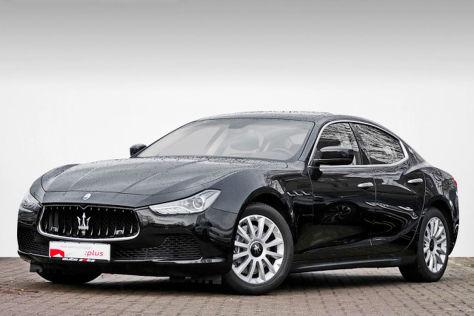 Maserati Ghibli 3.0 V6: Preis, Gebrauchtwagen