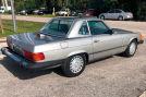 Unsere Oldies sind Blender  Mercedes 560 SL