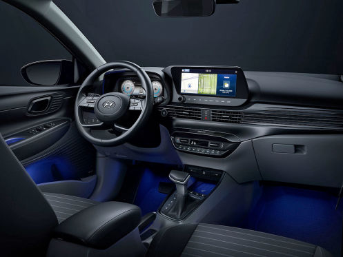 Kleiner Hyundai mit großen Features