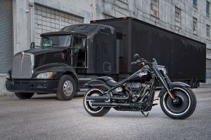 Terminator-Bike als Sondermodell