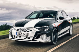 Der neue Audi S3 geht wie Sau