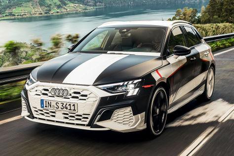 Audi S3 (2020): Erste Testfahrt im neuen Edel-Golf - autobild.de