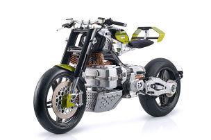 BST HyperTek: Elektro-Motorrad