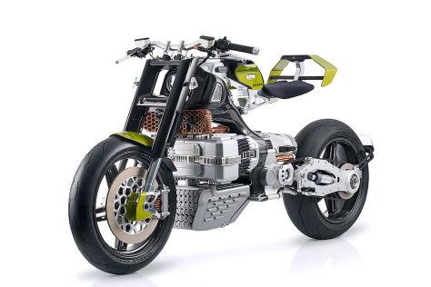 BST Hypertek: Das coolste Elektro-Motorrad der Welt - autobild.de