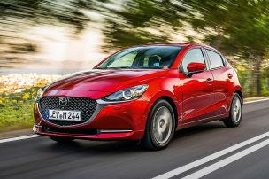 Mazda2 Facelift: Test, Motor, Preis