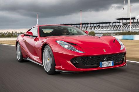 Ferrari: Diebstahl, Betrüger