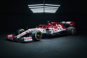 Alfa Romeo jetzt auch in Farbe