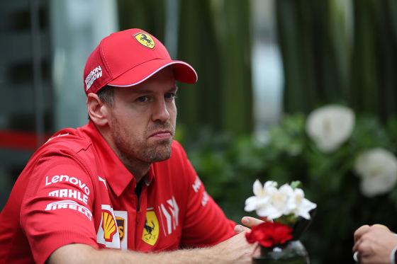 """""""Vettel ist unsere erste Wahl"""""""