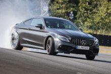 Mercedes-AMG C 63 S Coupé (2020): Preis, Leasing