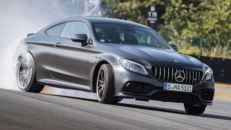 BILDplus: Kostenrechnung Mercedes-AMG C 63 S
