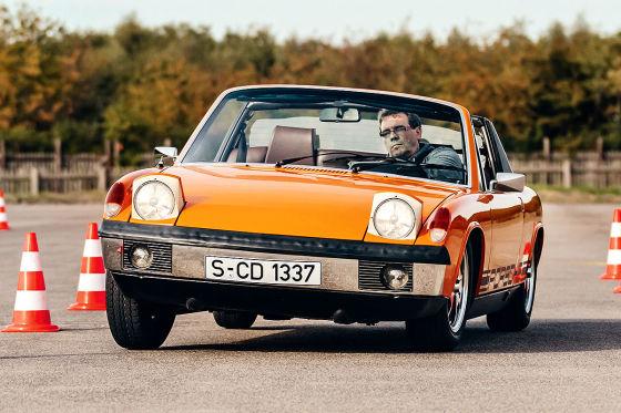Ist der Porsche 914 eine Alternative zum 911?