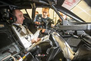 Robert Kubica startet in der DTM