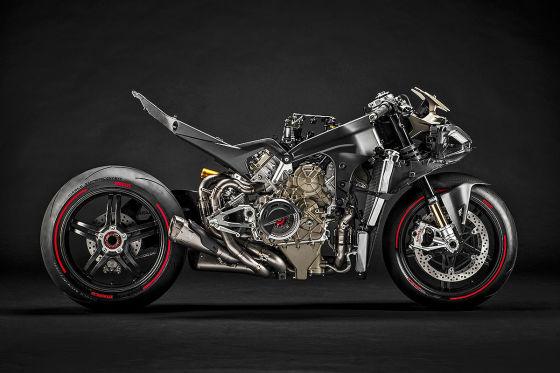 Ducati Panigale V4 Superleggera: Vorstellung