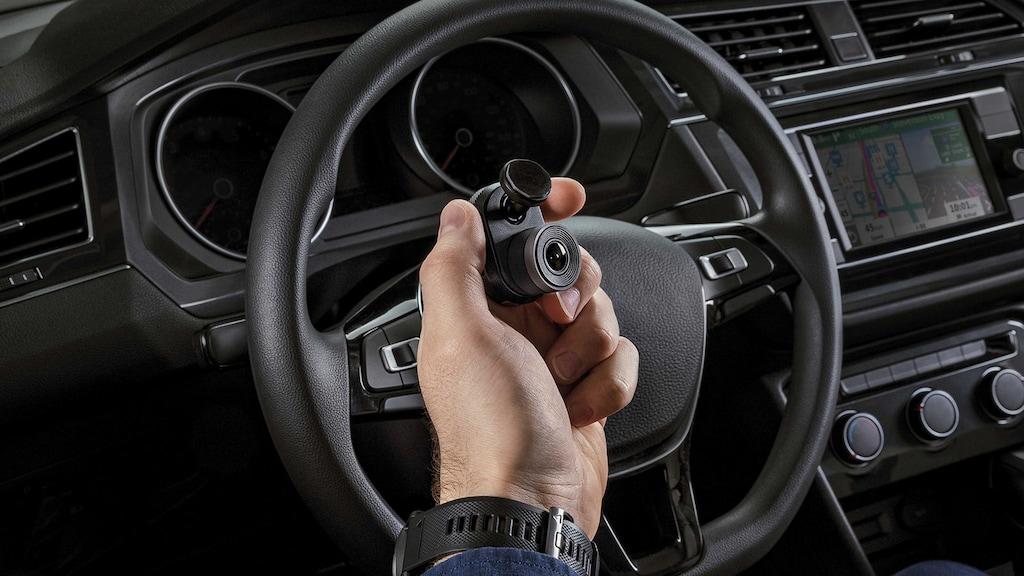 Mini-Dashcam im Test