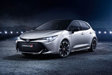 Toyota GR Corolla (2023): Konkurrenz für i30 N? - autobild.de