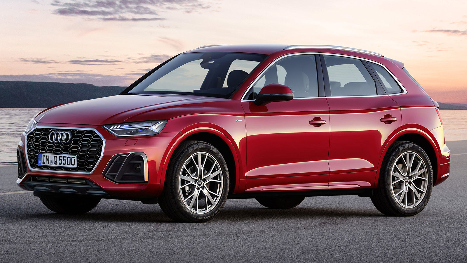 Audi Q5 Facelift 2020 Neuvorstellung Skizze Suv Infos Auto Bild