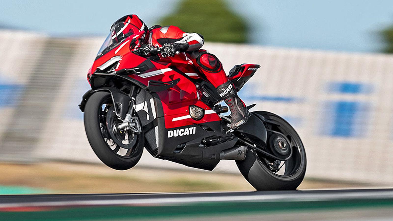 Ducati Panigale V4 Superleggera (2020): neu - Motorrad ...
