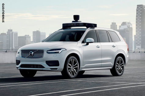 Autonome Autos: Technik noch nicht ausgereift
