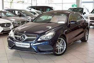 Mercedes E 500 Coupé: Gebrauchtwagen