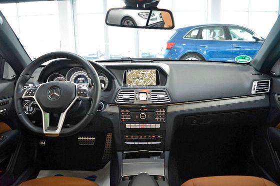 V8 mit 408 PS im E 500 Coupé