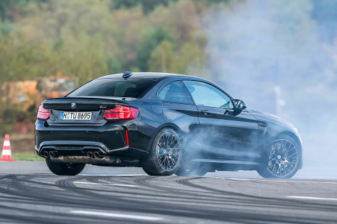 BMW M2 Competition: Motorschaden