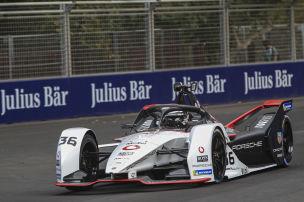 Formel E: Lotterer mit Bestzeit