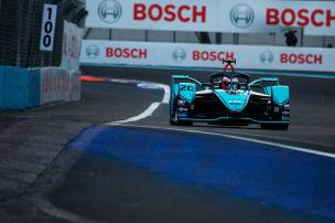 Formel E: Jaguar siegt