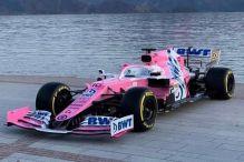 Formel 1: Neuer Racing Point geleakt