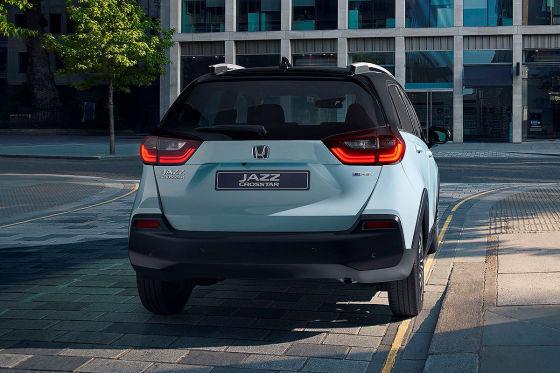 Honda Jazz nur noch als Hybrid
