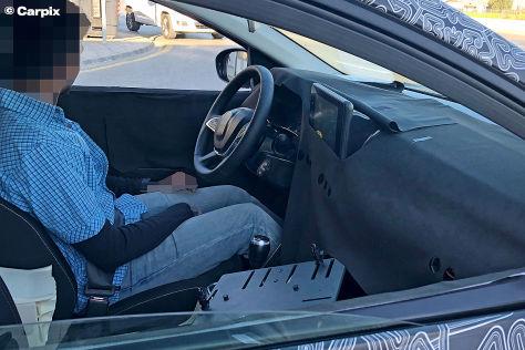 Dacia Sandero Stepway (2020): Preis, Bilder, Innenraum, Erlkönig