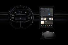 Polestar 2 Infotainment (2020): Android
