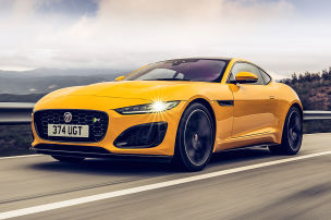 Der frische Jaguar F-Type �berzeugt